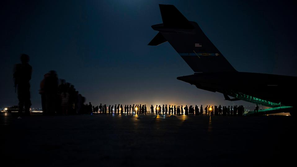 Canada ends all evacuation flights out of Afghanistan, abandoning thousands of Canadian nationals and Afghan refugees