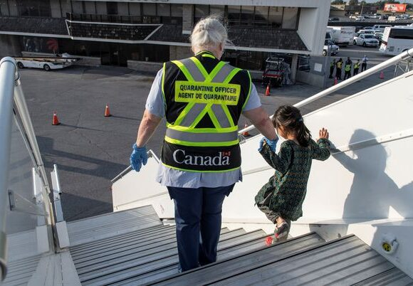 'Moral imperative' to help behind Canada's pledge to resettle 40,000 Afghan refugees
